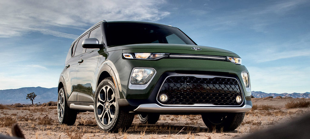 2020 Kia Soul near Evansville, IN