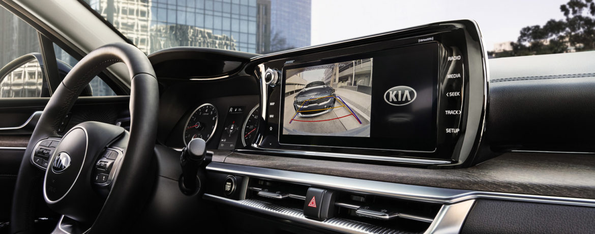 2021 Kia K5 Technology | Evansville, IN